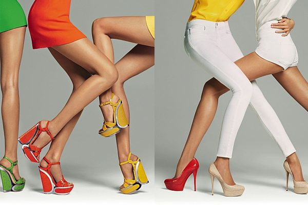 Богатый ассортимент обуви и аксессуаров в магазине Rendez-Vous