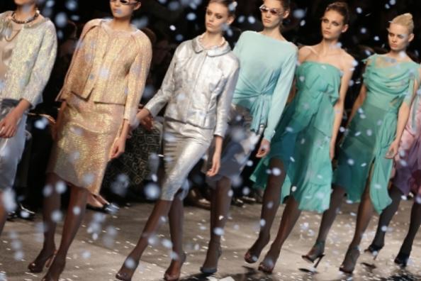 Весенние наряды от Nina Ricci