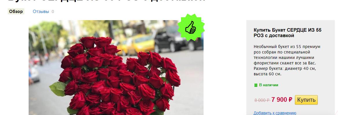 Когда использовать доставку цветов через Интернет